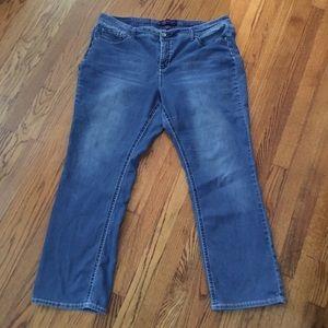 Hydraulic Emma jeans